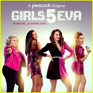 Sara Bareilles Leads a Girl Group Comeback in 'Girls5eva' Trailer - Watch Now!