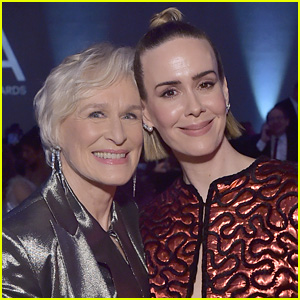 Sarah Paulson Calls Out a Glenn Close Headline That's Been Spreading Since Oscars 2021 Aired