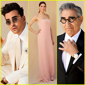 Dan Levy, Eugene Levy & 'Schitt's Creek' Cast Win Two Top Honors at SAG Awards 2021