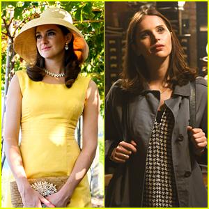 Shailene Woodley & Felicity Jones' Netflix Movie Coming Out In July!