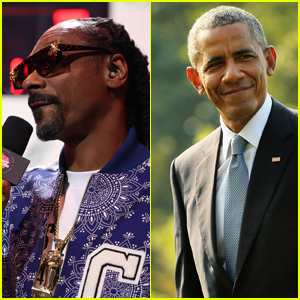 Snoop Dogg Implies He Smoked Weed With Barack Obama in New Song 'Gang Signs'