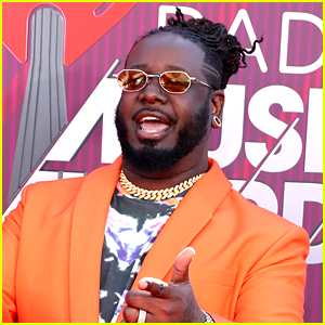 T-Pain Finds Hundreds of DMs From Celebrities on His Instagram, Posts Them in a Funny Video