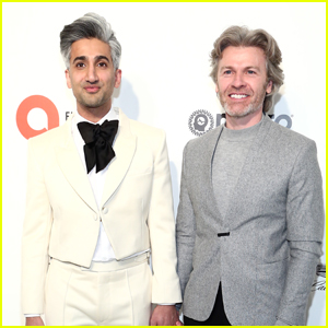 'Queer Eye' Star Tan France & Husband Rob Expecting First Baby Via Surrogate!