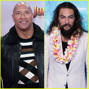 Jason Momoa Surprises Dwayne Johnson's Daughter with a Special Birthday Message!