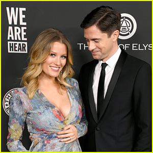 Topher Grace & Wife Ashley Hinshaw Welcomed Baby #2 During Quarantine