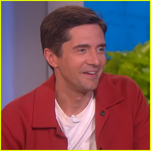 Topher Grace Reveals Why He Started Going by a Shortened Version of His Name