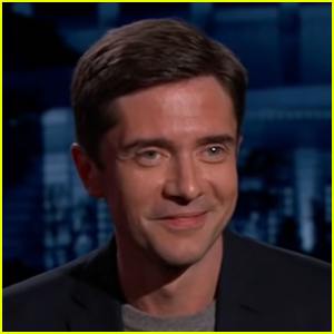 Topher Grace Revealed What Happened When Matt Damon & Jimmy Kimmel Were In the Same Room Together
