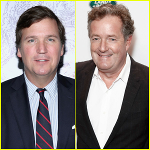 Tucker Carlson to Interview Piers Morgan About His Controversial Meghan Markle Comments