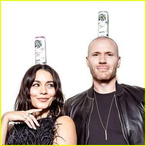 Vanessa Hudgens Teams Up with BFF Oliver Trevena to Launch Caliwater!