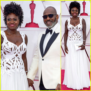 Nominee Viola Davis Caught Taking Fake Alcohol Shot on Academy Awards 2021 Red Carpet (& She Deserves as Oscar For It!)