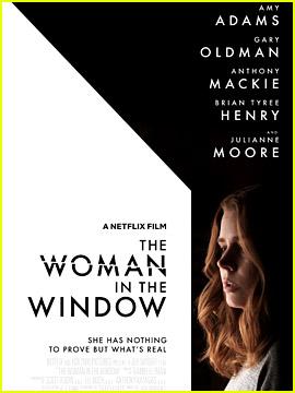'Woman in the Window' Gets Suspenseful Trailer Ahead of Netflix Debut - Watch Now!
