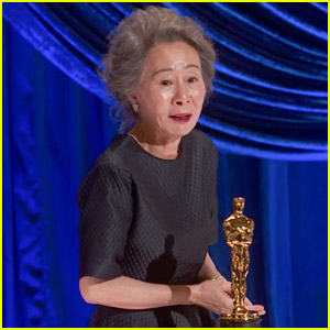 'Minari' Star Youn Yuh-jung Makes History as First Asian Woman to Win Best Supporting Actress at Oscars 2021 - Watch Her Speech!