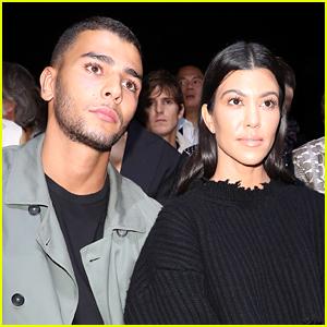 Fans Think Kourtney Kardashian's Ex Younes Bendjima Is Slamming Her Pic with Travis Barker