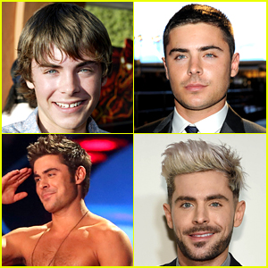 See Zac Efron's Evolution in Hollywood Through These 70+ Photos