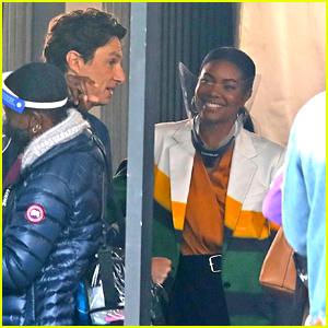 Zach Braff & Gabrielle Union Start Filming on Disney+'s 'Cheaper By The Dozen'