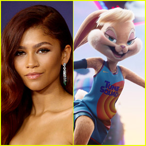 Zendaya to Voice Lola Bunny in 'Space Jam 2' - Learn About Her New Look!