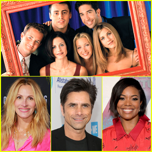 All the Celebrities You Didn't Realize Guest-Starred on 'Friends'!