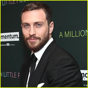 Aaron Taylor-Johnson To Lead Marvel's 'Kraven The Hunter' Movie