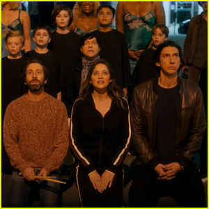 Adam Driver & Marion Cotillard Team Up for a Song in Their New Musical 'Annette' - Listen Here!