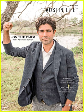 Adrian Grenier Reveals The Motivation Behind His Permanent Move to Texas