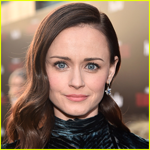 Alexis Bledel Has Funny Answer to Who Rory Gilmore Should Have Ended Up With