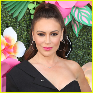 Alyssa Milano Says She's Still Impacted by Long COVID Over a Year Later
