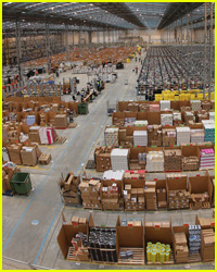 Amazon Makes an Eerie Discovery at Warehouse