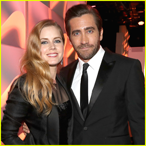 Amy Adams To Star In New Movie She's Producing With Jake Gyllenhaal