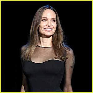 Angelina Jolie Makes Funny Joke About Being Single, Gushes About Her Kids in New Interview