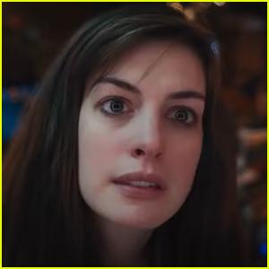 Anne Hathaway, Helen Mirren & Morgan Freeman Star in the 'Solos' Trailer - Watch Here!