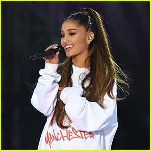 Ariana Grande Marks 4th Anniversary of Manchester Bombing With Touching Message
