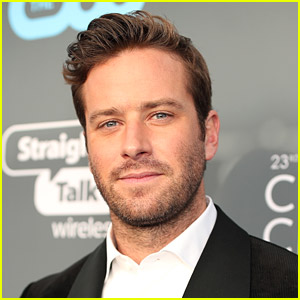 Armie Hammer Spotted for First Time in Months Amid Scandal