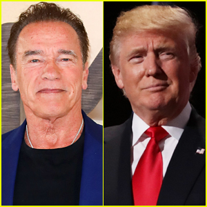 Arnold Schwarzenegger Reveals Why He Didn't Endorse Donald Trump for President