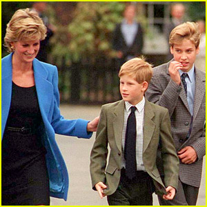 Princes William & Harry Believe That the BBC Interview Led to Princess Diana's Death