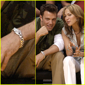 Ben Affleck Seems To Be Wearing a Watch Jennifer Lopez Gave To Him Again