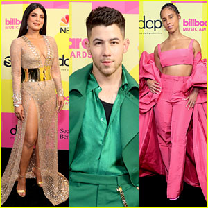 Billboard Music Awards 2021 - Every Red Carpet Look from Every Celebrity There!