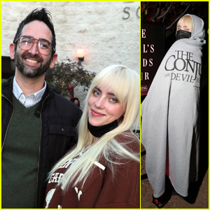 Billie Eilish Attends 'The Conjuring: The Devil Made Me Do It' Premiere in LA