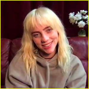 Billie Eilish Explains What Inspired Her to Go Blonde During Surprise Appearance on 'Ellen' (Video)