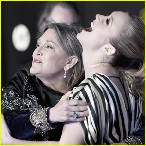 Billie Lourd & Baby Son Kingston Celebrate Star Wars Day With an Emotional Tribute to Mom Carrie Fisher