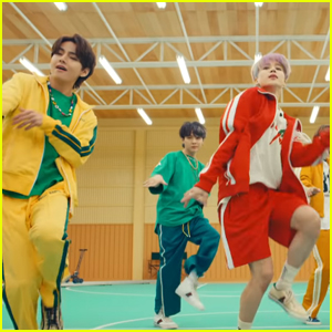 BTS Shows Off Their Dance Moves in 'Butter' Music Video - Watch Now!