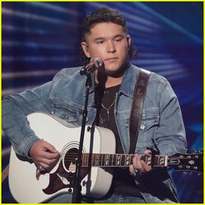 'American Idol' Contestant Caleb Kennedy Allegedly Seen in Video With Someone Wearing Ku Klux Klan Hood