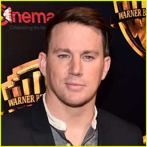 Channing Tatum Says He Only Works Out Because He's Naked in So Many of His Films