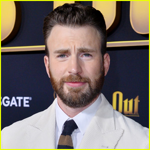 Chris Evans Shares the Sweet Story of Meeting His Pup Dodger