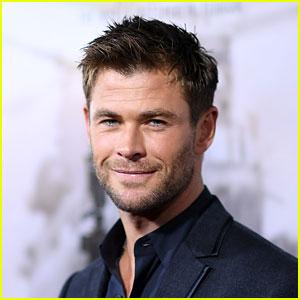 Chris Hemsworth Reveals His Son's Favorite Superhero... And It's Not Thor