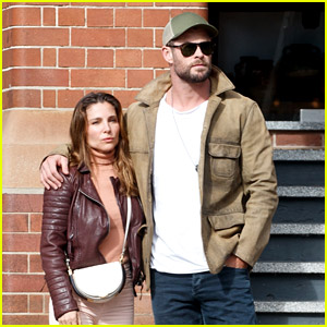 Chris Hemsworth & Wife Elsa Pataky Spotted with His Parents During Weekend Outing