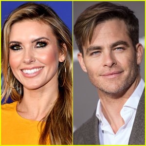 Audrina Patridge Confirms She Dated Chris Pine, Reveals Why Their Relationship Didn't Work, & Tells a PDA Story!