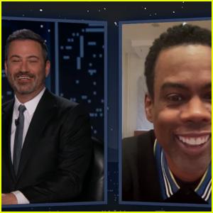 Former Oscars Hosts Chris Rock & Jimmy Kimmel Mock the 2021 Ceremony