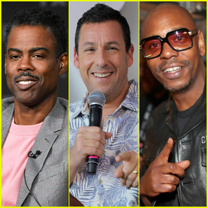 Chris Rock Opens Up About Big Project With Adam Sandler & Dave Chappelle: 'That's The Holy Grail'