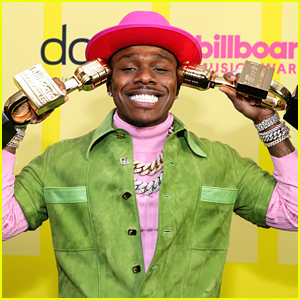 DaBaby's 'Rockstar' Didn't Play When He Won at BBMAs 2021, This Other One Did!