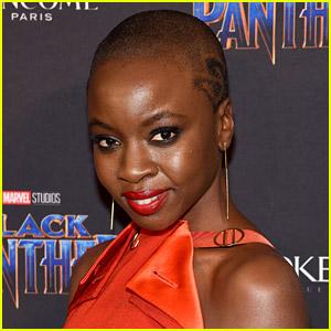 Danai Gurira's 'Black Panther' Character Okoye to Get Origin Series on Disney+